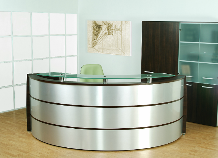 Muebles de oficina en mexico mobiliario de oficina en for Recepciones modernas para oficinas